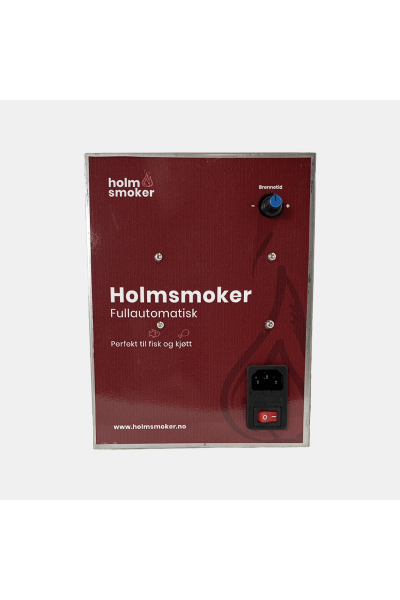 Holmsmoker version 1.1...