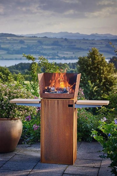 RAIS Square grill